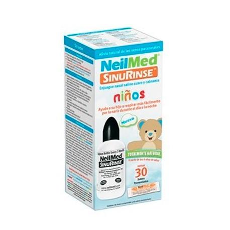 Sinus Rinse Pediatrico