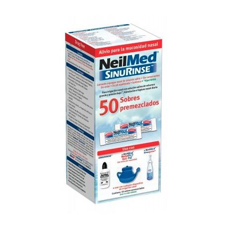 Sinus Rinse 50 Refill Regular Sachets