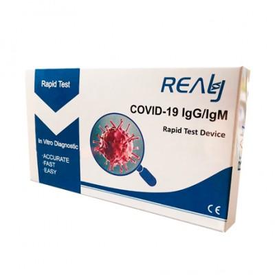 Test rápido para COVID-19 + Video Consulta